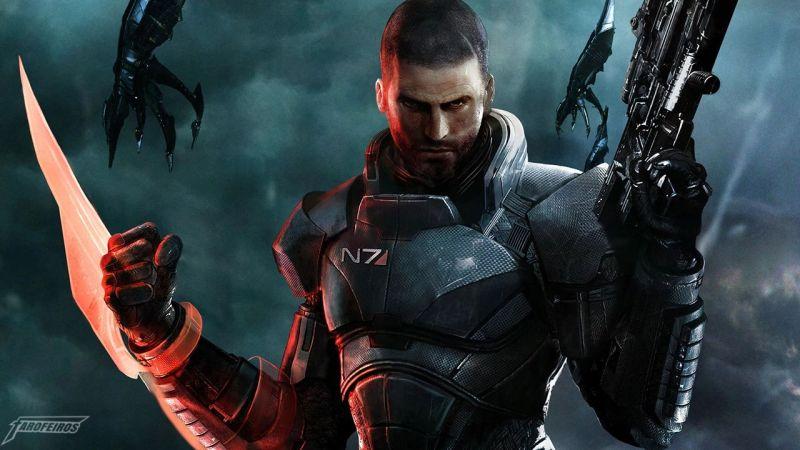 BioWare sofrendo pressão da Eletronic Arts - Comandante Sherpard