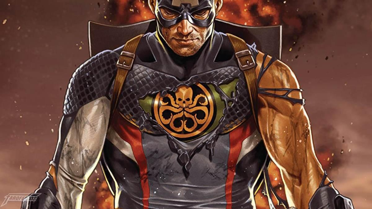 Capitão América da Hidra