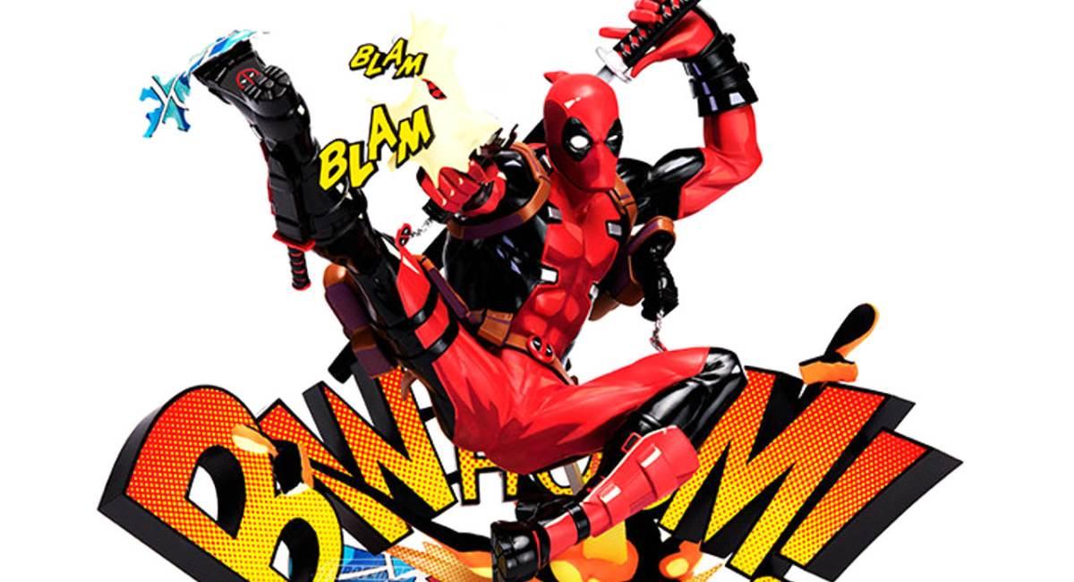 Deadpool Quebrando a Quarta Parede