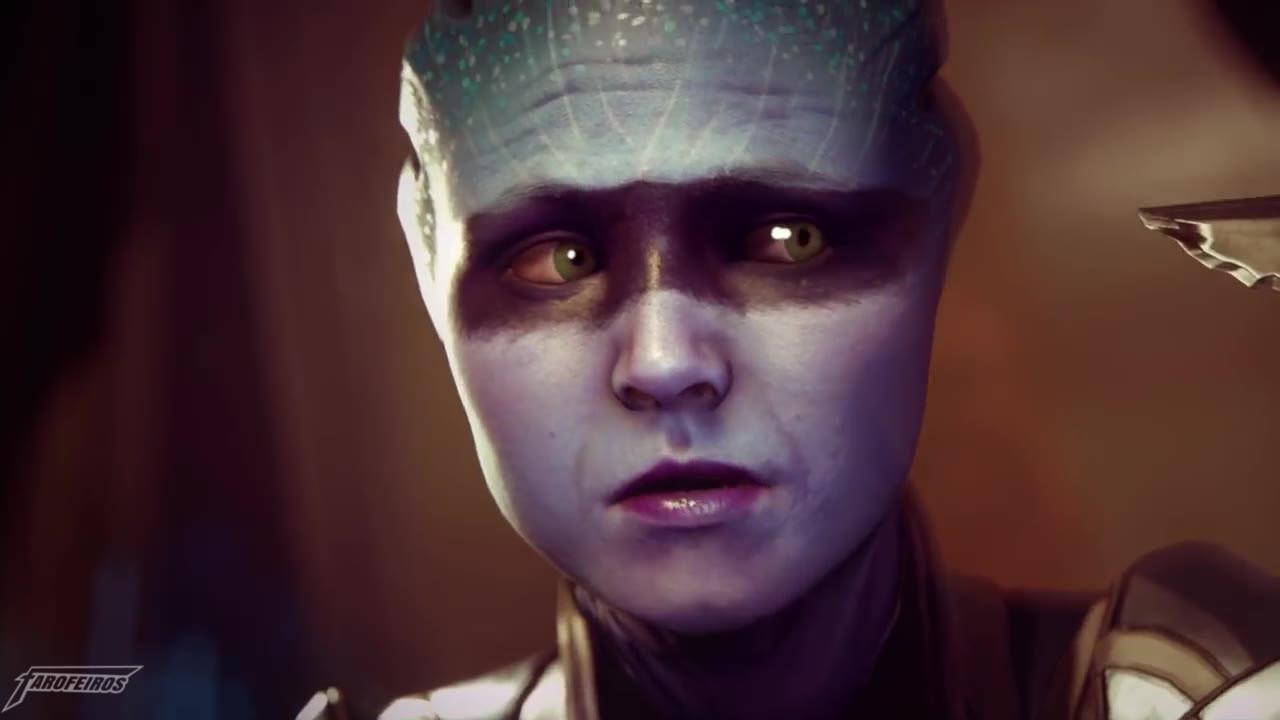 Mass Effect Andromeda consegue ver a luz