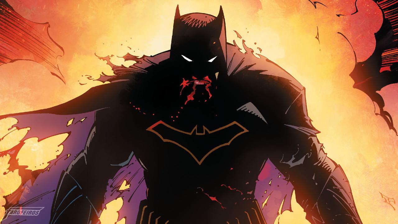 Noites de Trevas - Batman Dark Nights Metal