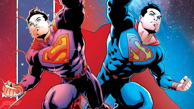 O Renascimento do novo Superman - Novo Superman - Blog Farofeiros