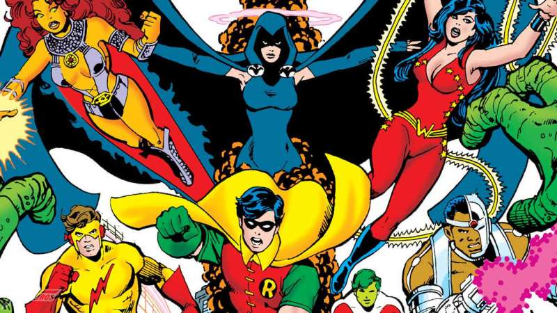 Série dos Titãs e o retorno de Young Justice