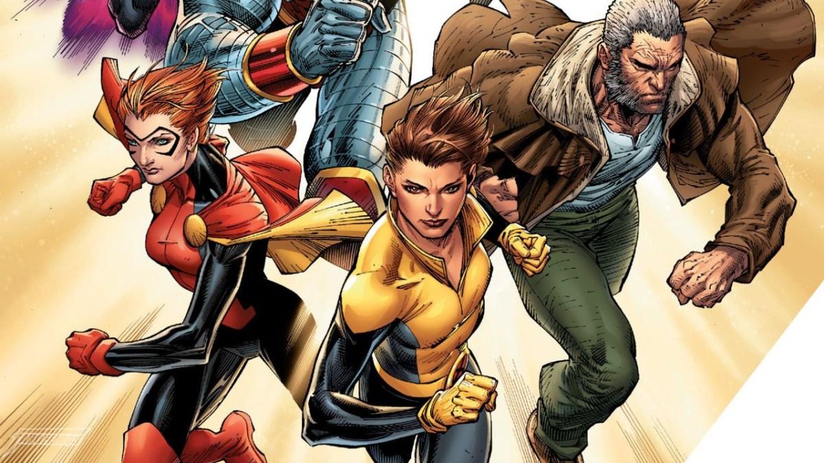 Quais personagens da Fox voltaram para a Marvel - Quarteto Fantástico - X-Men - X-Men Gold #1