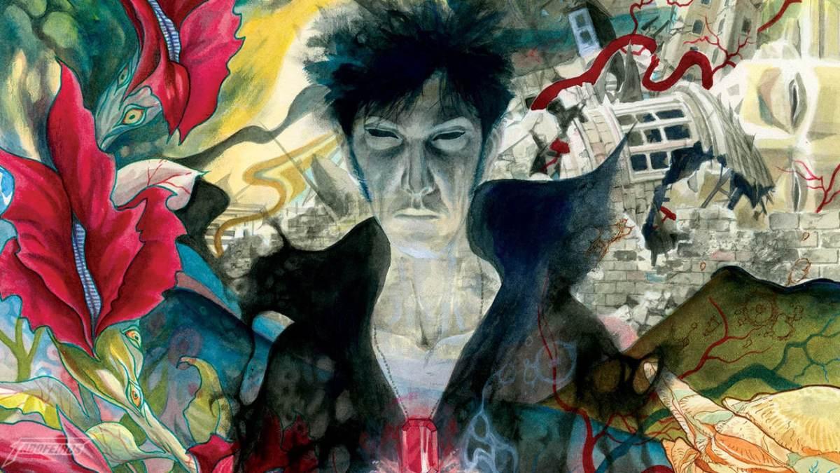 Neil Gaiman quer série de TV de Sandman