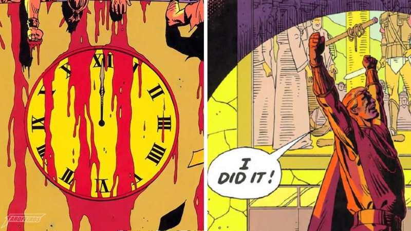 O Relógio do Juízo Final - Watchmen - Ozzymandias