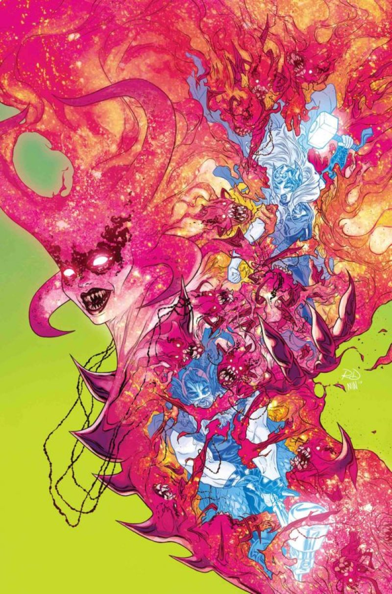 Universo Ultimate está voltando - Thor Ultimate e Thor JaneFoster