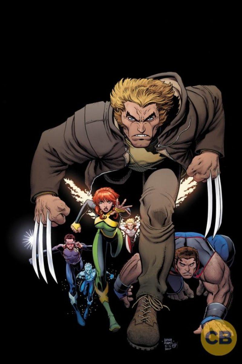 Universo Ultimate está voltando - Wolverine em X-Men Blue