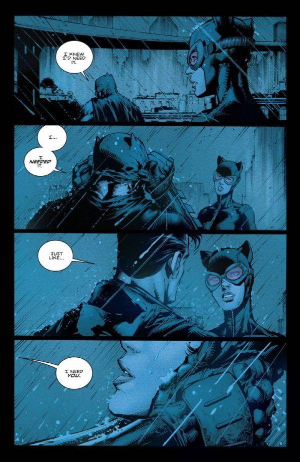 Batman #24 - Batman vai se casar