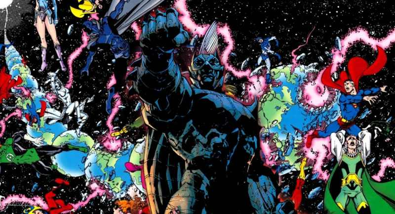 Batman - Metal - Crise nas Infinitas Terras - Retrospectiva Quadrinhos 2017