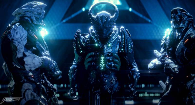 Mass Effect Andromeda nos venderam um jogo inacabado