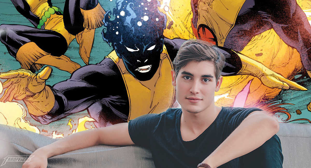 Racismo na escolha do ator de Mancha Solar dos Novos Mutantes