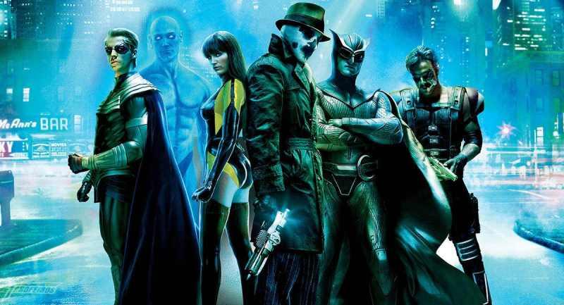 Série de Watchmen pela HBO