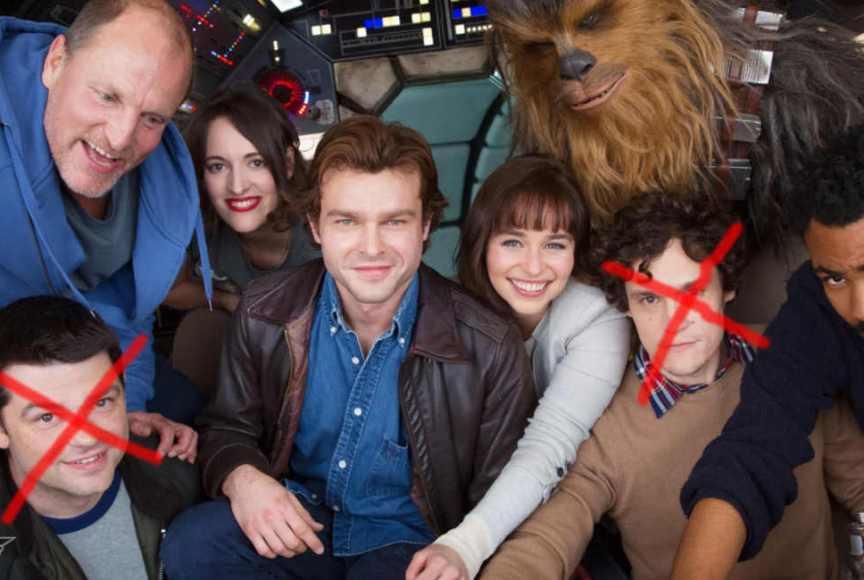 Star Wars - Diretores de Han Solo são demitidos
