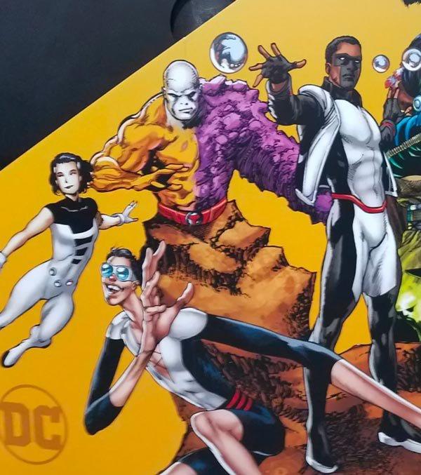 Os Terríficos - O que significa a volta de Sandman ao Multiverso DC