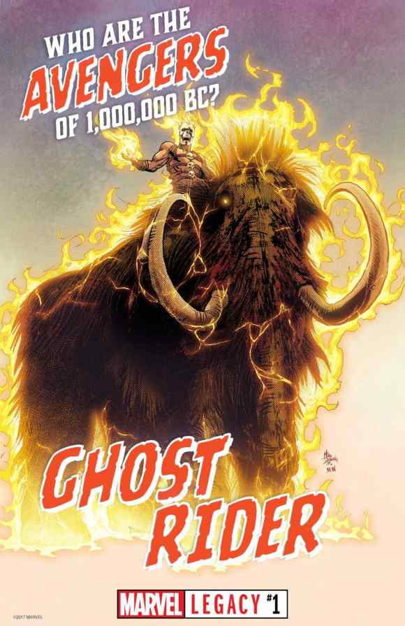 Quem são os Vingadores de 1.000.000 a.C.? - Montador de Mamute Fantasma! HAHAHAHAHA