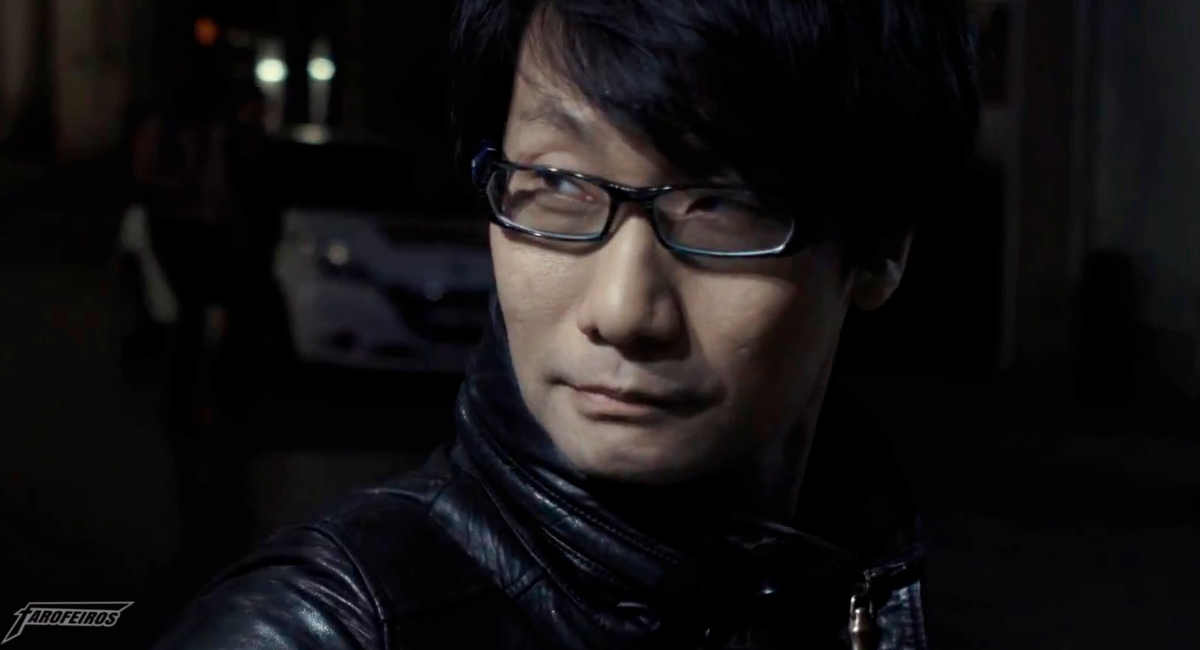 Hideo Kojima vem para o Brasil