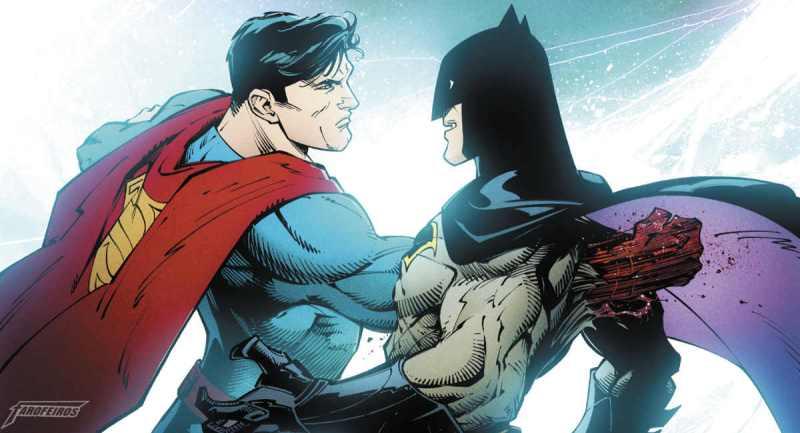 Como continuo aqui - Batman - Superman - Blog Farofeiros Com Br