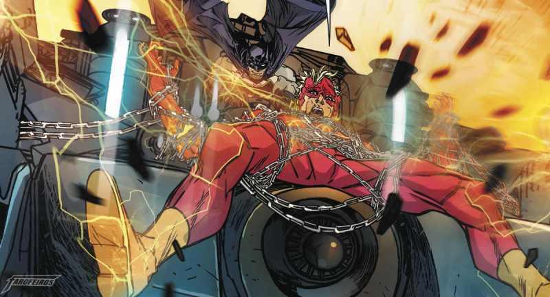Quem são os Cavaleiros das Trevas - Batman - Noites de Trevas - Metal - Red Death - Blog Farofeiros