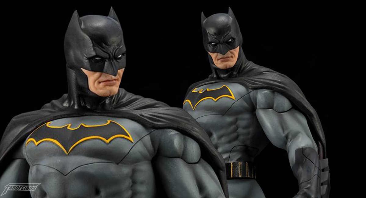 Batman Renascimento da Kotobukiya