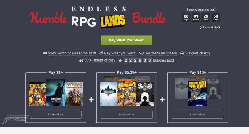 IGN compra Humble Bundle
