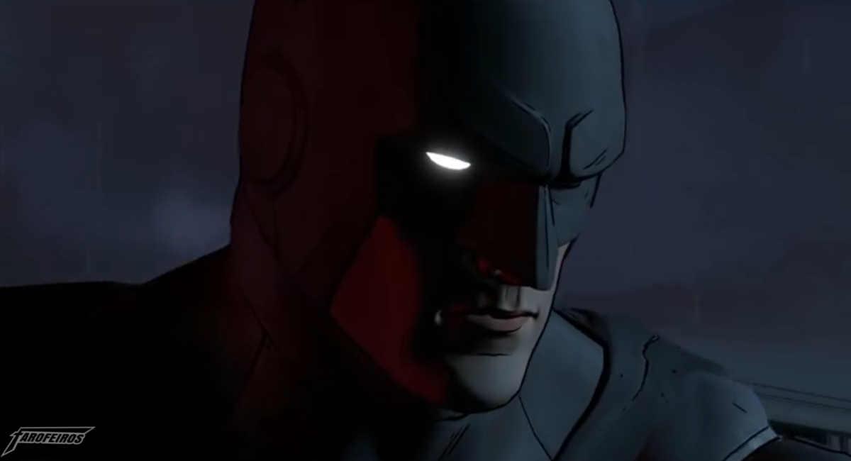 Como continuo aqui - Jogo do Batman usa a imagem real de diplomata morto - Blog Farofeiros Com Br