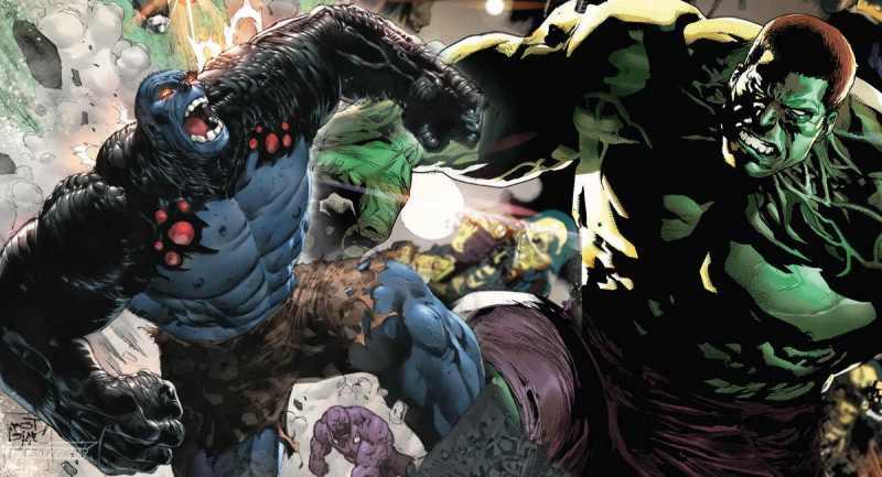 Damage - Hulk - The Terrifics tem seu Doutor Destino - Quarteto Fantástico - BLOG FAROFEIROS