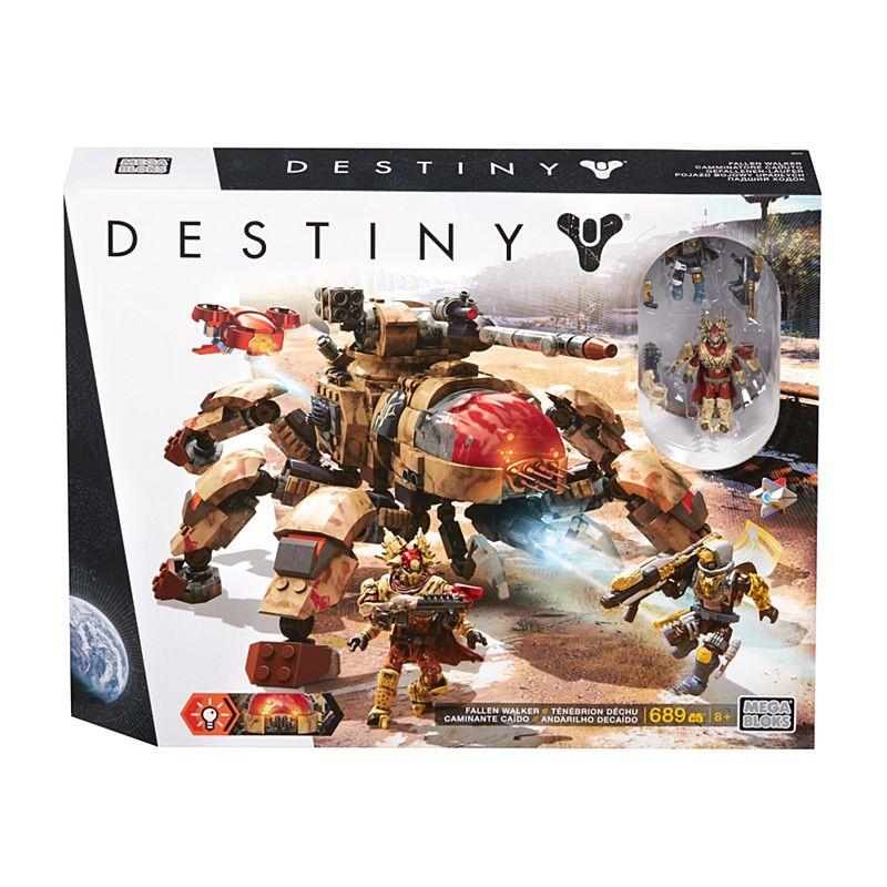 Andarilho Decaído de Mega Bloks do jogo Destiny