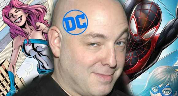 Brian Michael Bendis na DC Comics - Retrospectiva Quadrinhos 2017