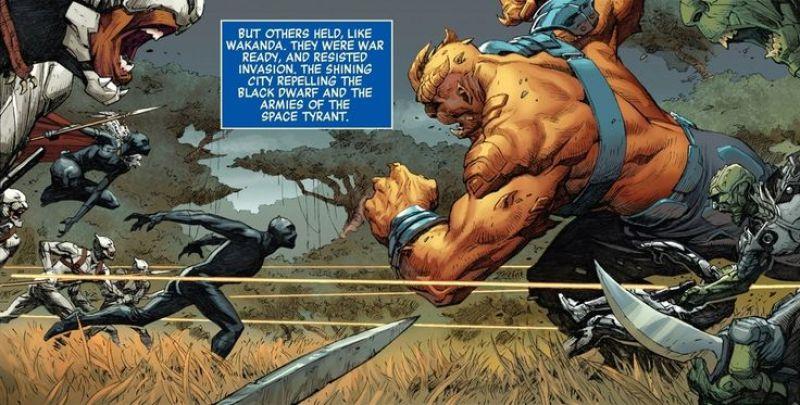 Referências do trailer de Guerra Infinita - Ataque à Wakanda