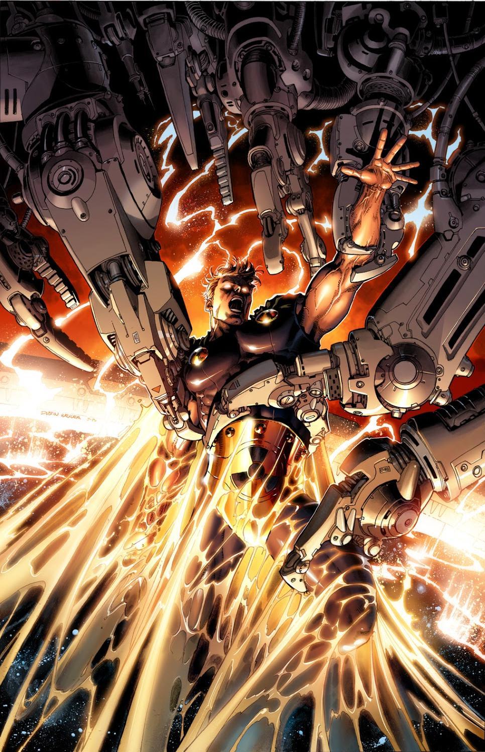 Referências do trailer de Guerra Infinita - Hyperion