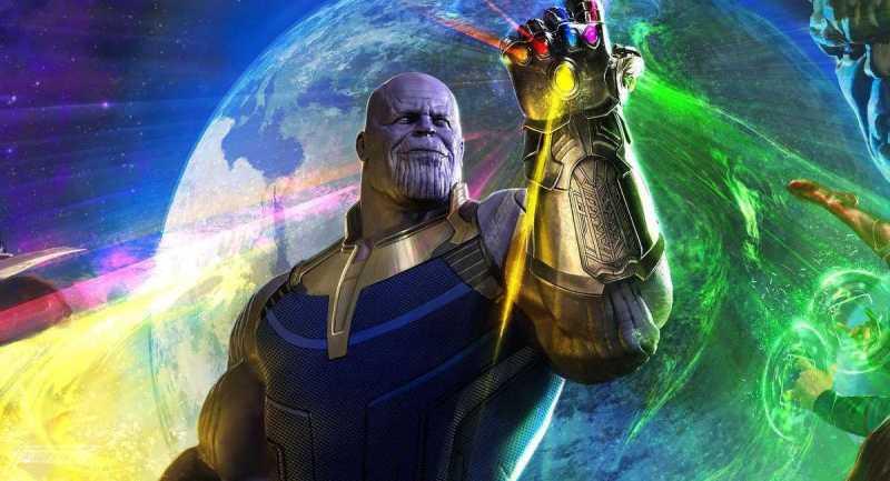 Review de Vingadores Guerra Infinita COM SPOILERS - Thanos