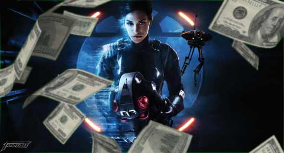 Star Wars Battlefront II é Pay to Win - Mais uma encrenca com Battlefront II