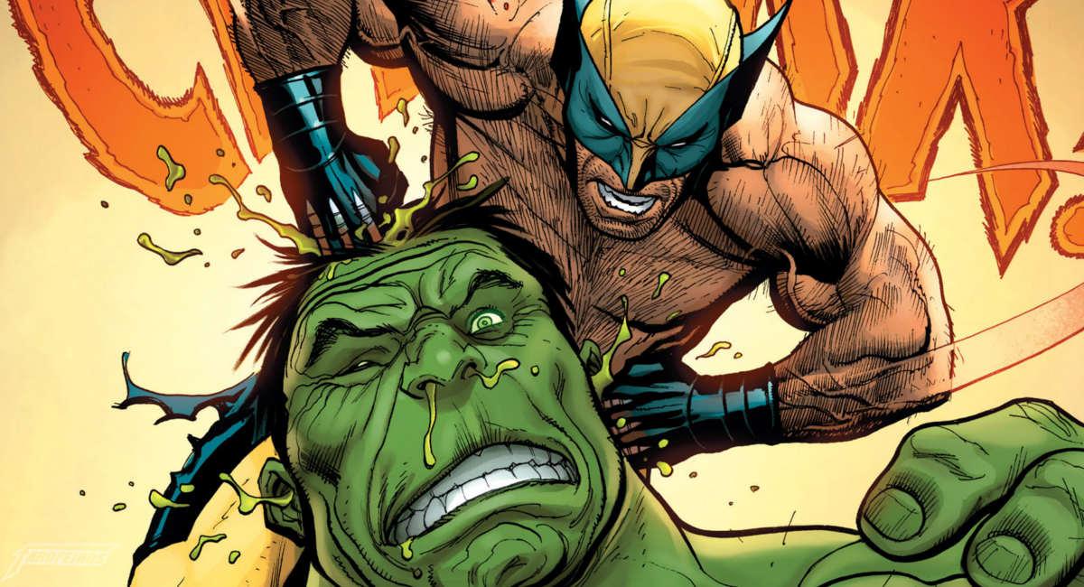 Disney pagou 52 bilhões de dólares pela Fox - Hulk vs Wolverine