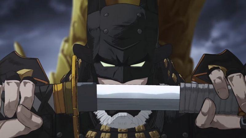 Trailer de Batman Ninja
