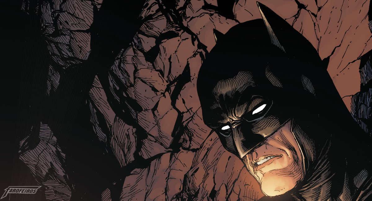 Como o Comediante sobreviveu e outras novidades em Relógio do Apocalipse - Doomsday Clock #3 - Batman - O Relógio do Juízo Final