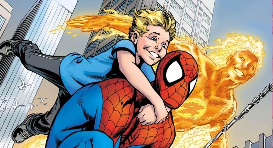 Quem é o mais forte da Marvel Comics - Blog Farofeiros - Franklin Richards
