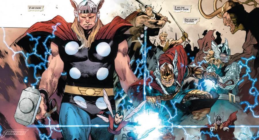 Quem é o mais forte da Marvel Comics - Blog Farofeiros - Thor