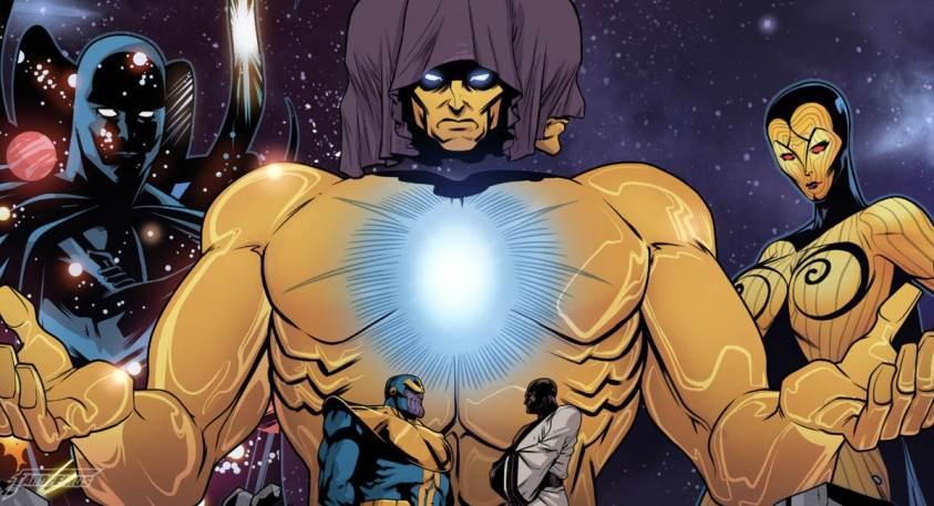 Quem é o mais poderoso da Marvel Comics - Tribunal Vivo - Blog Farofeiros