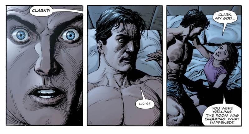 Quem poderia ser o Dr Manhattan disfarçado no Universo DC - Clark Kent com pesadelos