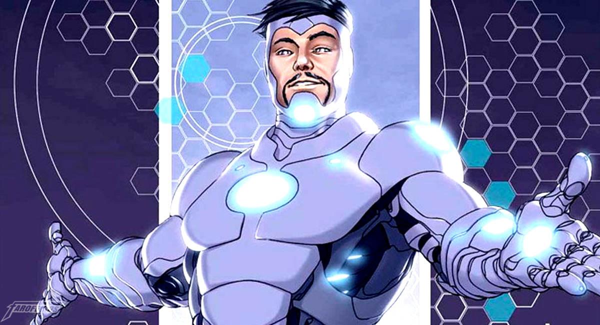Superioridade - Homem de Ferro Superior
