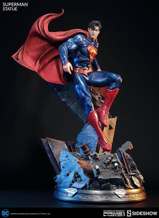 Superman Premium Masterline Novos 52