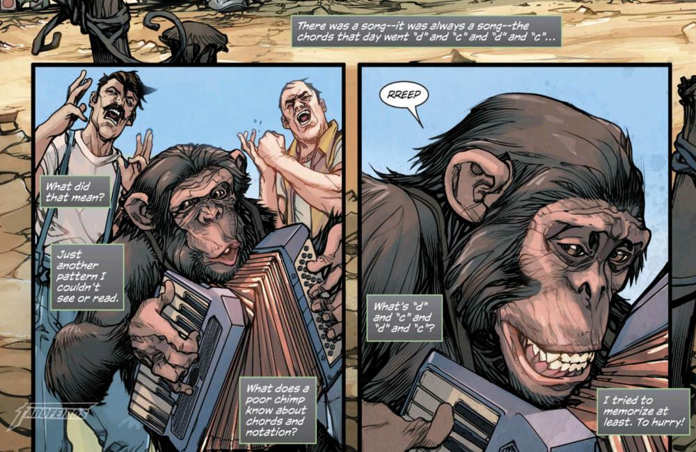 A Caçada Selvagem da Ascensão dos Cavaleiros das Trevas - Detetive Chimp ou Bobo - Noites de Trevas