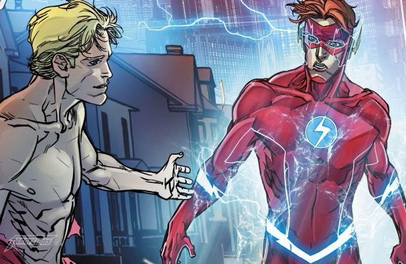Barry Allen não é mais o Flash - Wally West é o novo Flash