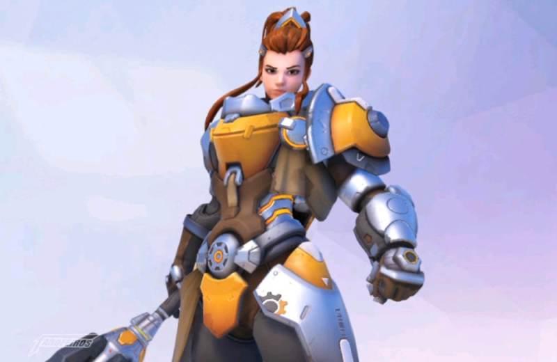 Brigitte é a nova personagem de Overwatch