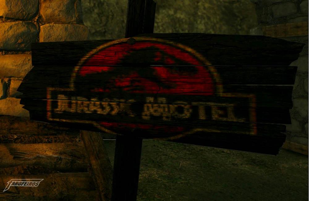 Jurassic Motel em ARK