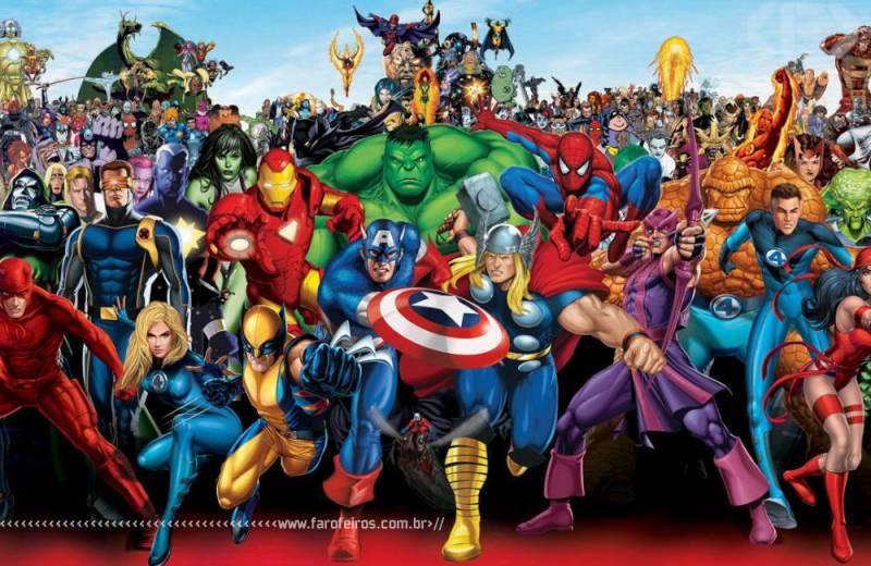 Quem é o mais poderoso da Marvel - Blog Farofeiros
