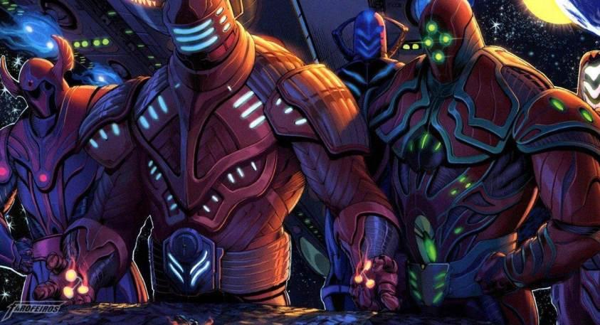 Quem é o mais poderoso da Marvel Comics - Celestiais - Blog Farofeiros