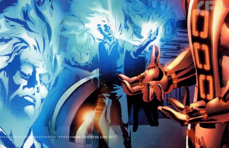 Quem é o mais poderoso da Marvel Comics - Fulcrum - 1 - Blog Farofeiros