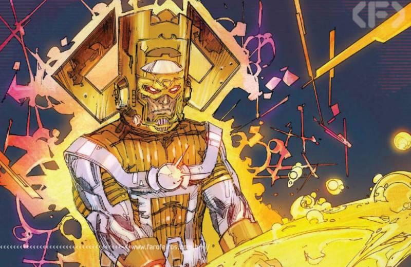 Quem é o mais poderoso da Marvel Comics - Galactus - 2 - Blog Farofeiros